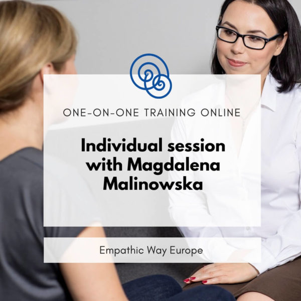 Individual session with Magdalena Malinowska