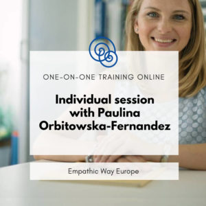 Individual session with Paulina Orbitowska-Fernandez