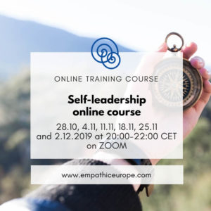 Self-leadership online course