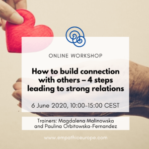 – 4 steps leading to strong relations