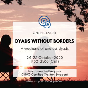 Dyads without borders