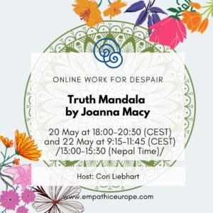 Truth Mandala by Joanna Macy