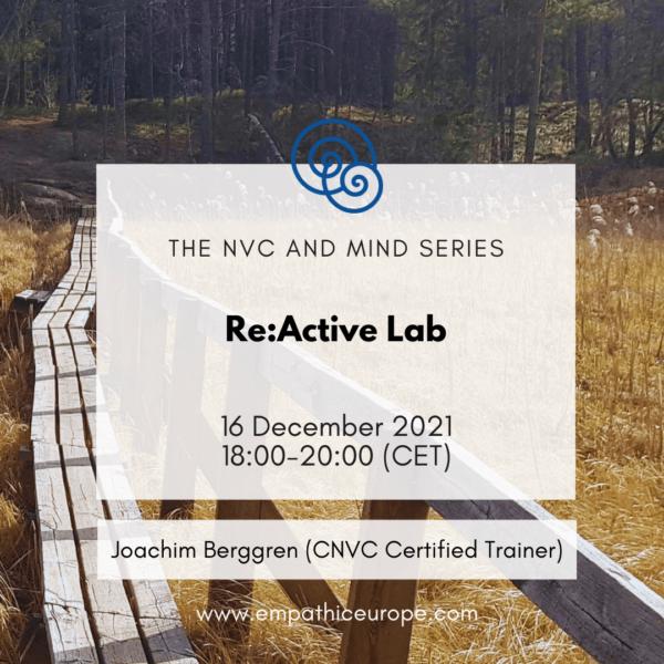 Re:active lab